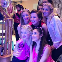 Selfie Mirror Fun Hire Blackpool